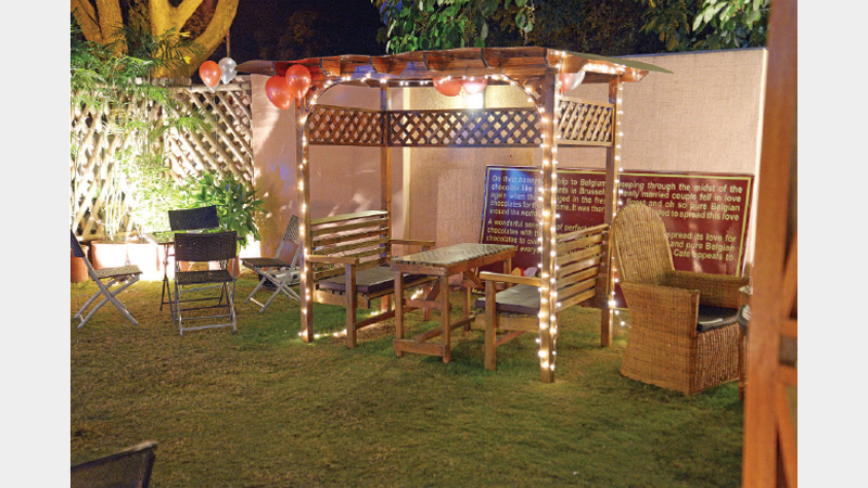 N Street Chocolate Cafe Pakistan