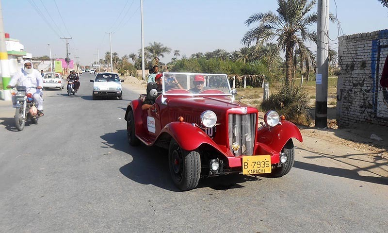 classic cars  u2013 a fascinating journey - pakistan