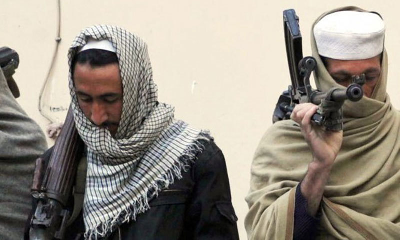 Tehreek-i-Taliban Pakistan has pledged support to Islamic State. - AFP/file photo