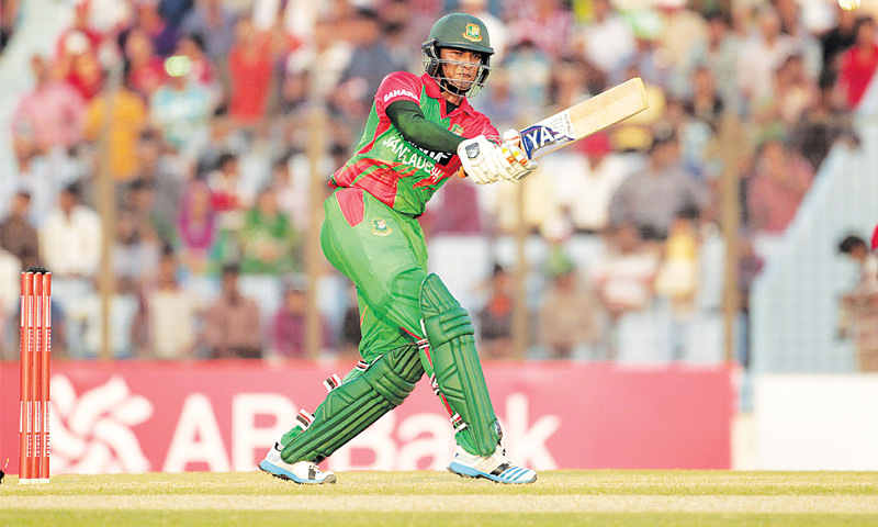 All-round Shakib steers BD to fine victory in series opener