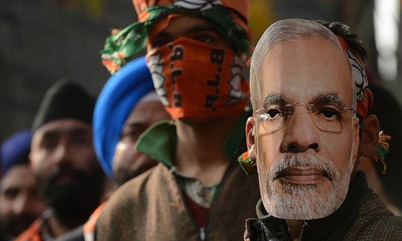 Modi's Hindu nationalists eye power in Kashmir
