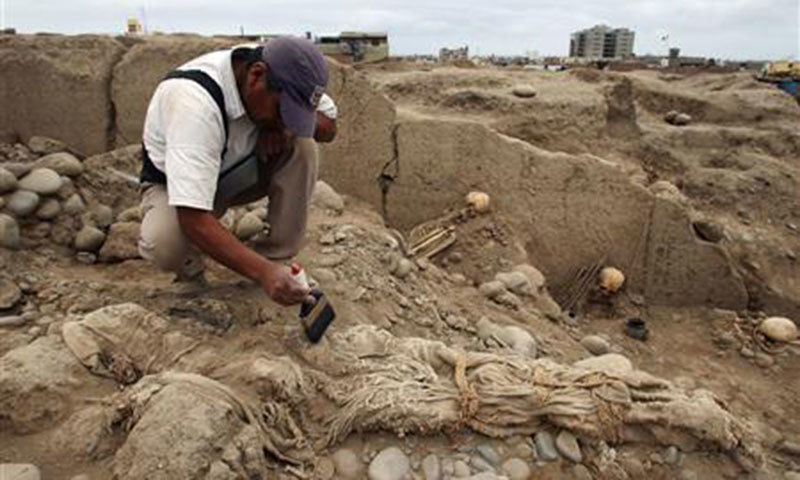 "ancient human remains yr 11 At least nine of the sites have what archaeologists say is ""definitive evidence"" of ancient  perhaps the oldest human remains ever  posted on may 11."