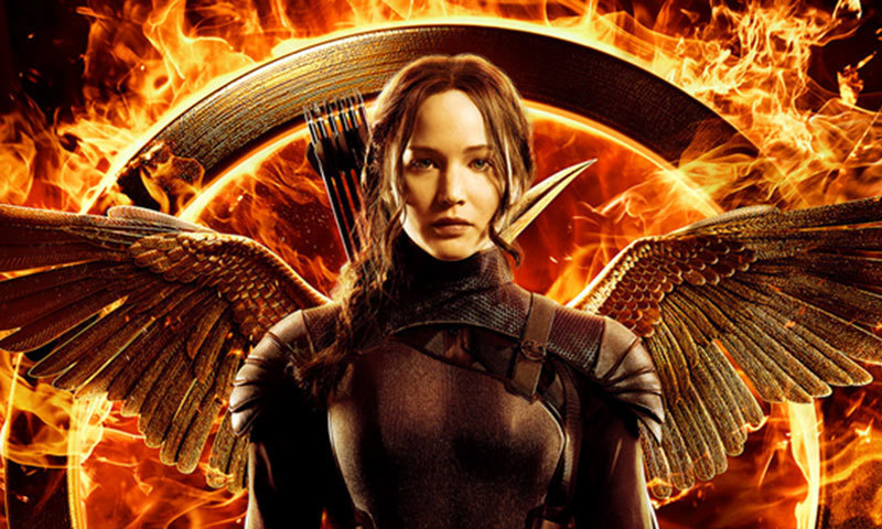 After being used ruthlessly by President Snow to quash rebellion, Katniss is rescued by District 13 to resurrect it.