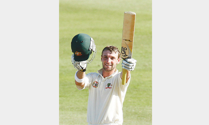 Hughes fighting for life after bouncer blow on head
