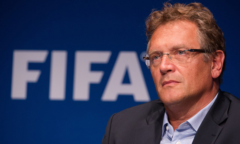 Fifa faces 'years' to rebuild reputation: Valcke