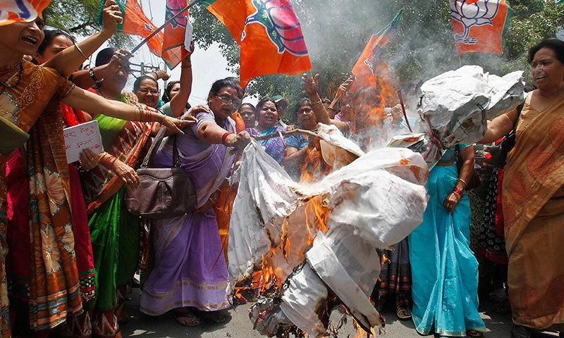 India 'raped' girls found hanging  killed selves: investigators