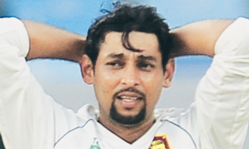 Dilshan, Perera fined for indiscipline