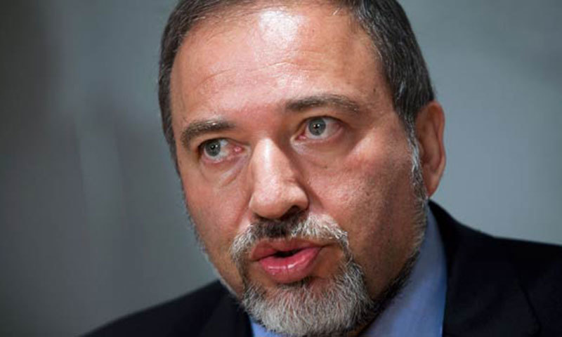 Arabs should be paid to leave Israel, says Lieberman