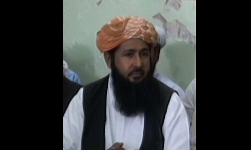 Khalid Mehmood Soomro. — Screen grab