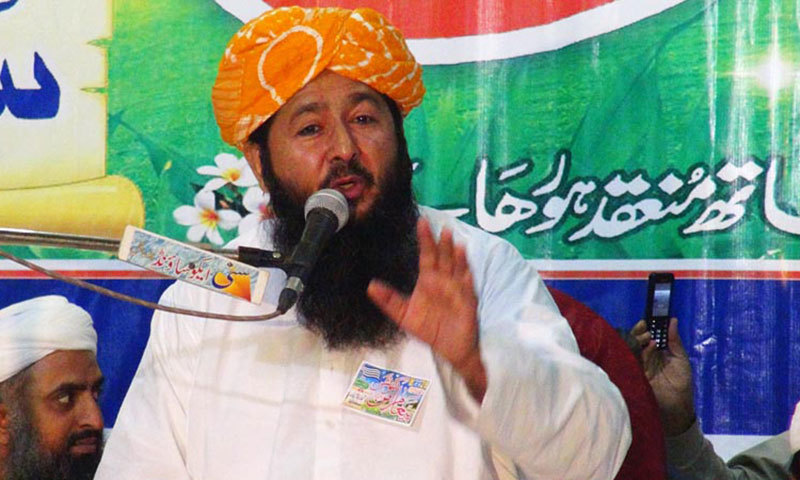 Photo from Friday Nov 28, 2014 shows slain Dr Khalid Mehmood Soomro, general secretary of the Jamiat Ulema-e-Islam-Fazl (JUI-F) Sindh chapter.—Photo by Online
