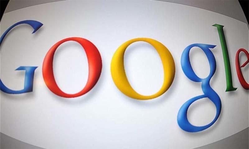 گوگل لوگو — اے ایف پی فوٹو