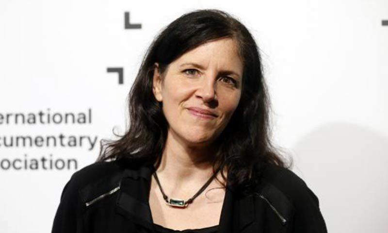 "Director Laura Poitras of the best feature award nominee ""Citizenfour"" poses at the International Documentary Association's 2014 IDA Documentary Awards in Los Angeles December 5, 2014. —  Reuters"