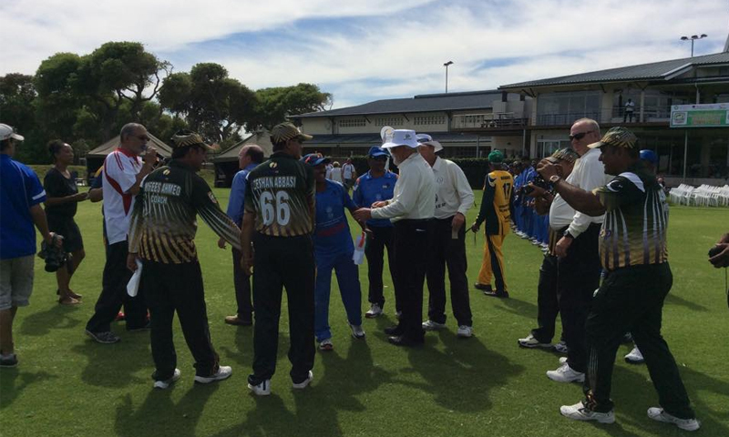 India won the Blind Cricket World Cup final by five wickets. -Photo courtesy Facebook
