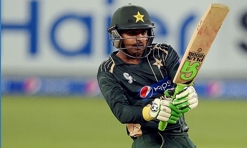 Haris Sohail replaces Umar Akmal in Pakistan's Champions Trophy squad