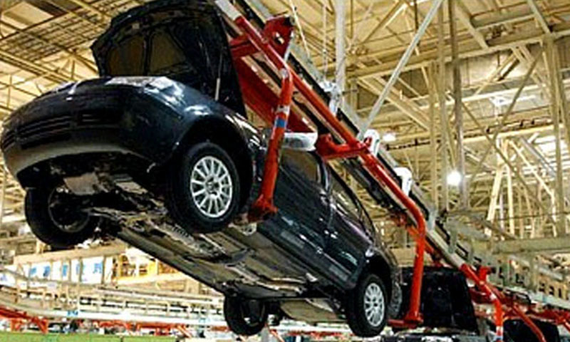 pakistani auto sector Miftah highlighted the efforts made by the government to revive the automobile  industry, which, according to him was in shambles after pakistan.