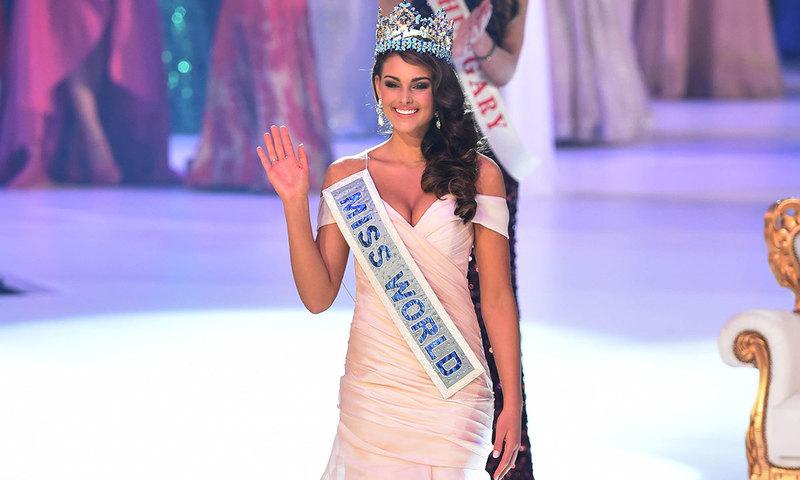 Who Is Rolene Strauss? Meet Miss World 2014 Winner, Miss