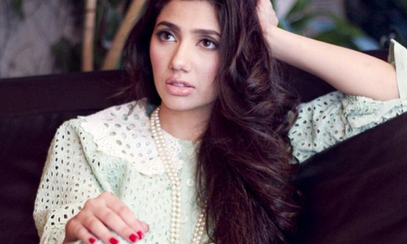 Mahira Khan. - Photo News