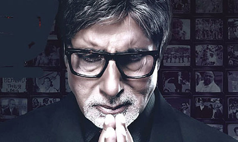 Amitabh Bachchan. – Photo credit: newindianexpress.com