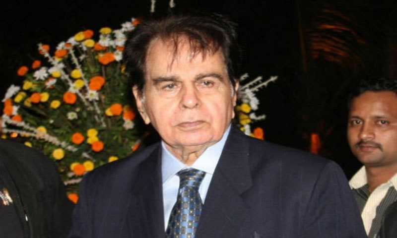 Dilip Kumar. – Photo credit: The Indian Express