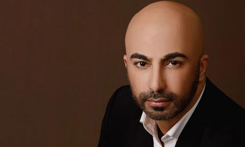 Hassan Sheheryar Yasin (HSY). — Publicity photo