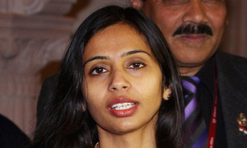 Devyani Khobragade. - AP/File