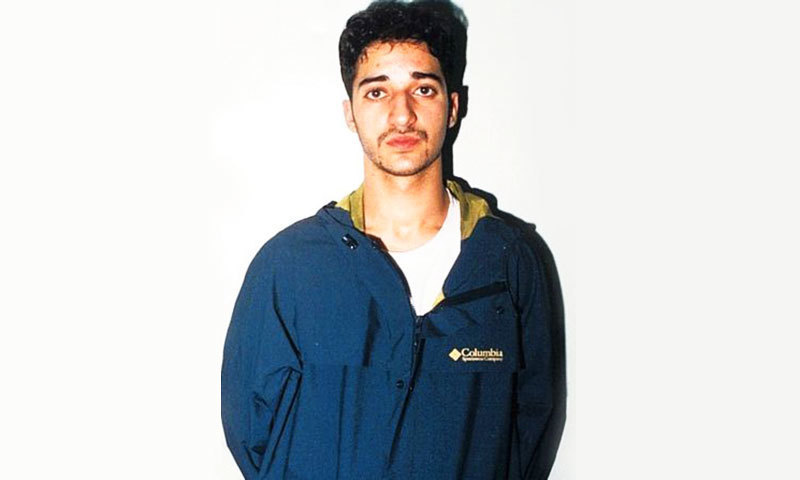Pakistani american adnan syed who was arrested at the age of 17 is