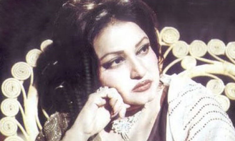 Madam Noor Jehan's 14th death anniversary observed