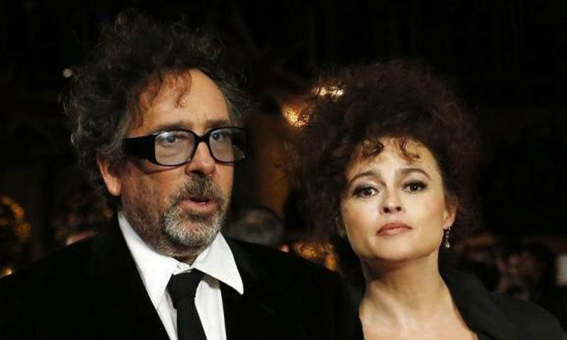 Director Tim Burton and actor Helena Bonham Carter split up: People
