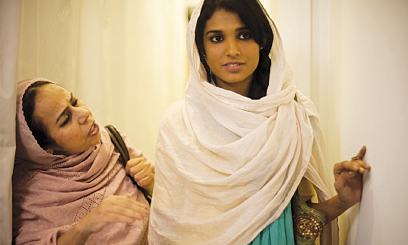 Beo Zafar is the aunt who helps Rafeena realise her dreams
