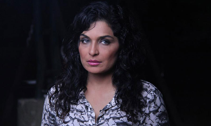 Meera in a scene from 'Hotal'. — Photo courtesy: Hotal's Facebook Page