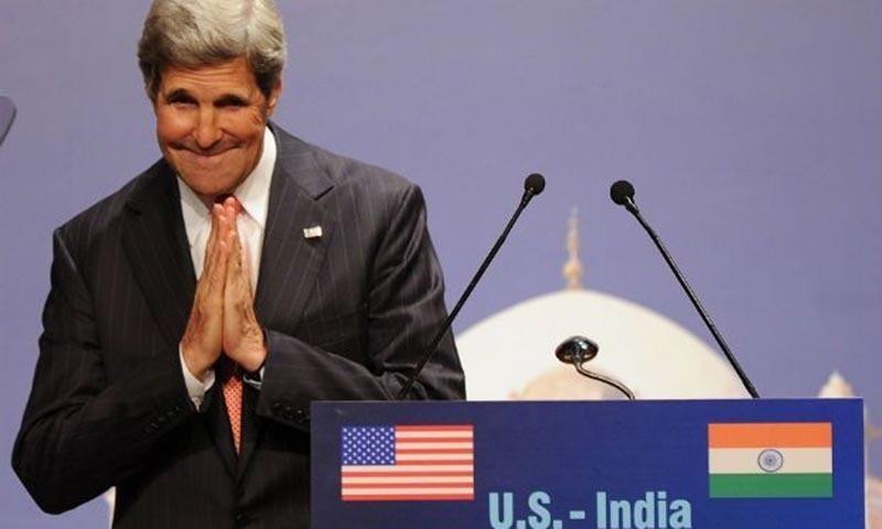 John Kerry.—AFP/File