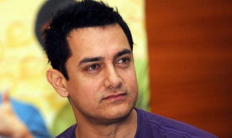 Actor Aamir Khan. - Photo courtesy: Times of India