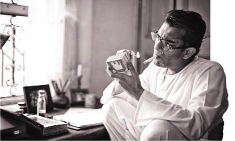 Sarmad Sultan Khoosat as Manto. — Photo Courtesy: The Friday Times