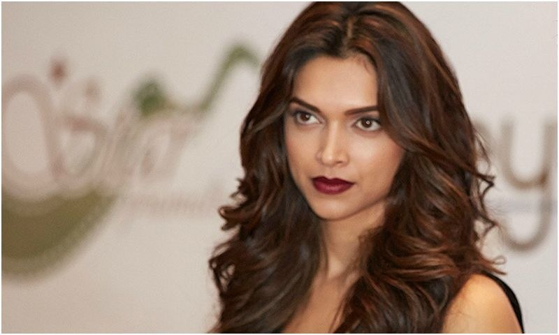 Not A Happy New Year Deepika Talks About Suffering From - Hair colour deepika padukone