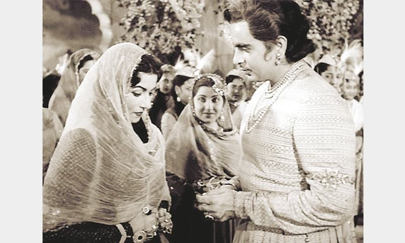 K Asif And Dilip Kumar Sister In his own words: Dili...