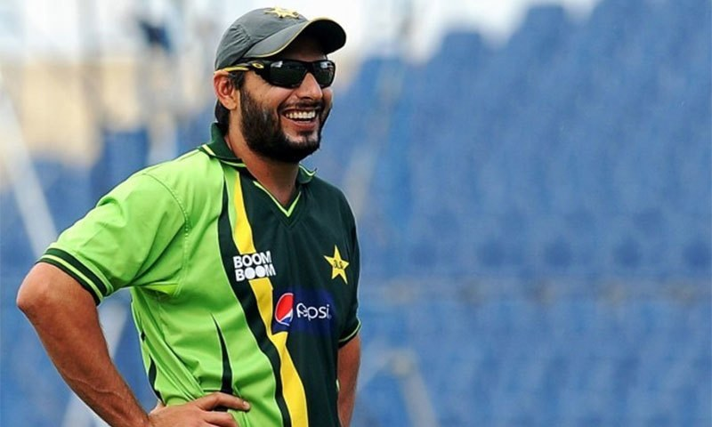 Afridi Wants To Reclaim Fastest ODI Ton Record During