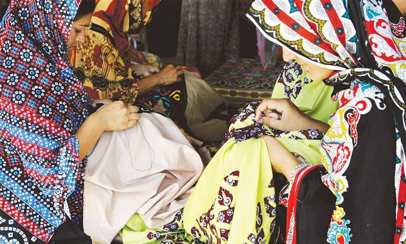 Microfinance helps empower women from poor households to make this contribution