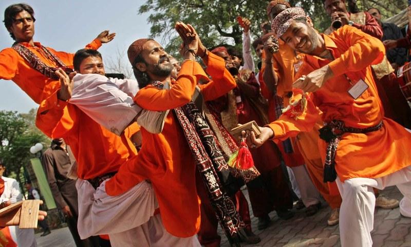 پاکستان کے صوبائی لوک رقص
