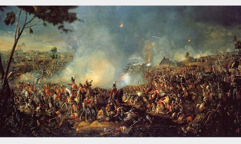 Why was Napoleon defeated at Waterloo? - DailyHistory.org