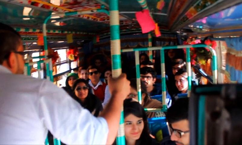 SKE: Adventures into the unexplored corners of Karachi