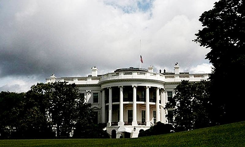 The White House is seen from the South Lawn in Washington, May 15, 2012.      — Reuters/file
