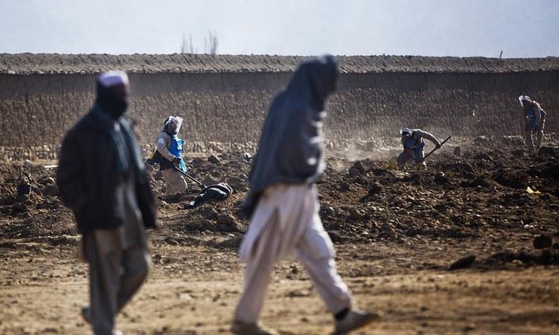 شمالی وزیرستان سے افغانستان جانے والوں کے لیے نئے خطرات