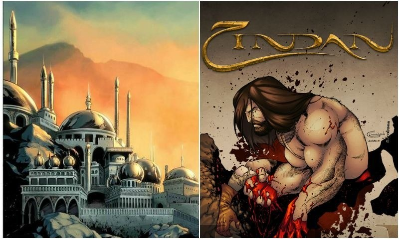 Set in the era of the Mughal empire, Zindan is a story of two brothers.