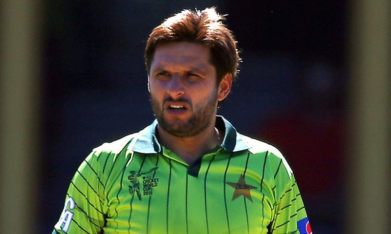 World Cup Curfew: Night Out Costs Afridi, Seven Others