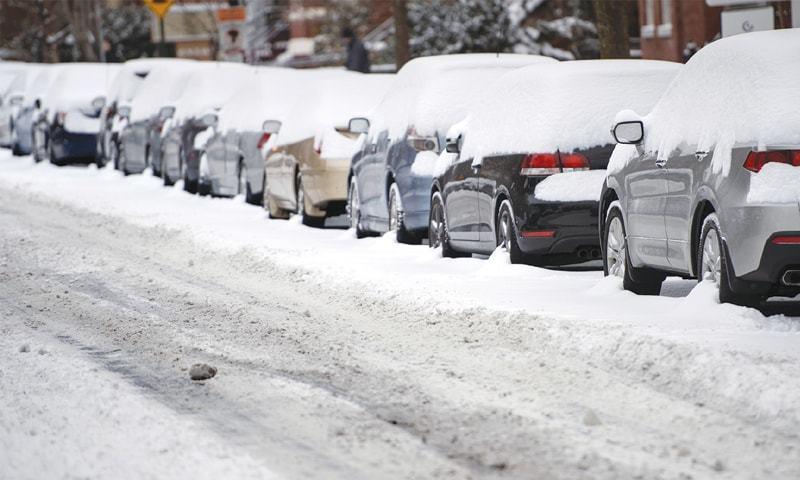Հայաստանի մարզերի մեծ մասում ձյուն կտեղա
