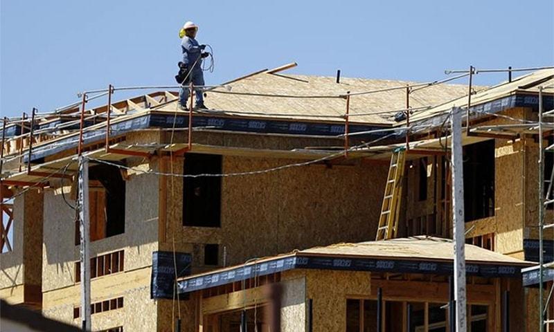 Housing Development Construction Housing Development Plan
