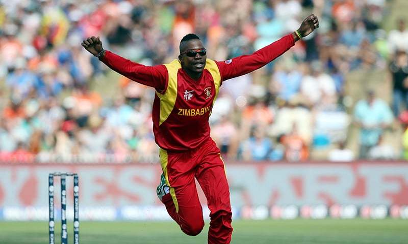 Campbell sees no reason why Zimbabwe can't beat Pakistan, India