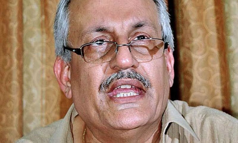 Rabbani will be the joint candidate of the PPP, MQM, ANP and BNP-A.—APP/File