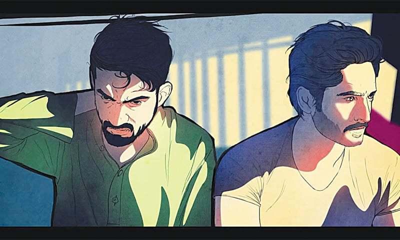 فلم کا اینیمیٹیڈ انداز