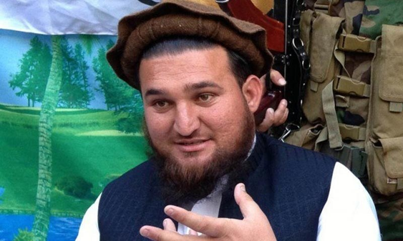 Former Tehreek-i-Taliban Pakistan spokesperson and Jamaat-ul-Ahrar leader Ehsanullah Ehsan.